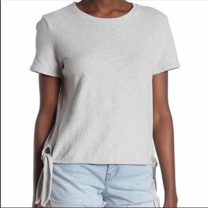Madewell | Modern Side Tie Top